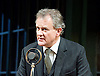 An Enemy of the People <br /> by Henrik Ibsen <br /> a version by Christopher Hampton <br /> at Chichester Festival Theatre, Chichester, West Sussex, Great Britain <br /> Press photocell <br /> 29th April 2016 <br /> <br /> Hugh Bonneville as Dr Tomas Stockmann <br /> <br /> <br /> <br /> Photograph by Elliott Franks <br /> Image licensed to Elliott Franks Photography Services