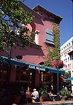 Cafe Orleans at Paseo Nuevo, State Street