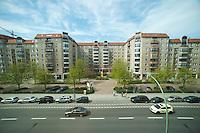 2013/04/24 Berlin | Plattenbau Wilhelmstrasse