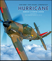 BNPS.co.uk (01202 558833)<br /> Pic: JohnDibbs/Osprey/BNPS<br /> <br /> Front cover of the new book features R4118 - the last airworthy Hurricane that actually flew during the Battle of Britain.<br /> <br /> Last of the Few - A photographer's stunning new book is a tribute to the last Hawker Hurricane's - the true workhorse of the Battle of Britain.<br /> <br /> Only 13 WW2 Hurricanes are still airworthy today, compared to over 60 of their more glamorous counterpart the Spitfire.<br /> <br /> But during the Battle of Britain there were in fact twice as many Hurricane's as Spitfires taking on Hitler's Luftwaffe in the skies over southern England.<br /> <br /> The Hurricane may be viewed as less glamorous than the Spitfire, but these stunning photographs reveal just how majestic it was in full flight.<br /> <br /> Photographer John Dibbs has got up close and personal to the legendary fighter planes in order to capture them like never before.<br /> <br /> His 10 year quest for surviving Hurricanes took him all over the world and he photographed them in England, France, the United States and New Zealand.<br /> <br /> Using the skill and experience of highly experienced RAF and civilian pilots, Mr Dibbs was able to fly to within 15ft of some of the last remaining Hurricanes - with breath-taking results.<br /> <br /> There was a fair degree of skill involved as he took the photos from the canopy of a Second World War trainer aircraft which was travelling at 200mph while confronting wind blast.<br /> <br /> The thrilling photos were taken for an a definitive history of the Hurricane which is told by Mr Dibbs and aviation historians Tony Holmes and Gordon Riley in their new book Hurricane, Hawker's Fighter Legend.