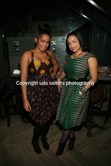 Akima and Maya Gorgoni Attend DJ Jon Quick's 5th Annual Beauty and the Beat: Heroines of Excellence Awards Honoring AMBRE ANDERSON, DR. MEENA SINGH,<br />