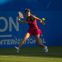ELINA SVITOLINA (UKR)<br /> <br /> TENNIS - AEGON INTERNATIONAL -  2015 -  EASTBOURNE-  WTA- 2015  - ENGLAND - UNITED KINGDOM<br /> <br /> &copy; AMN IMAGES