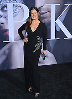 Marcia Gay Harden at the premiere of &quot;Fifty Shades Darker&quot; at the Theatre at the Ace Hotel, Los Angeles, USA 18th January  2017<br /> Picture: Paul Smith/Featureflash/SilverHub 0208 004 5359 sales@silverhubmedia.com