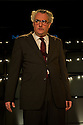 """London, UK. 16/11/2011. """"A Walk On Part"""" opens at the Soho Theatre. The play is based on the diaries of MP Chris Mullin. Picture shows John Hodgkinson as Chris Mullin MP. Photo credit: Jane Hobson"""