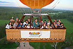 20101231 DECEMBER 31 Cairns Hot Air Ballooning