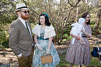 The 2012 Historic Houses Trust of NSW annual Fifties Fair at Rose Seidler House, Sydney. Picture James Horan