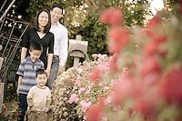Hur Family Portraits | Fort Mason San Francisco