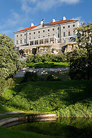 Stenbock House in Old Tallinn, Seat of Goverment, Estonia