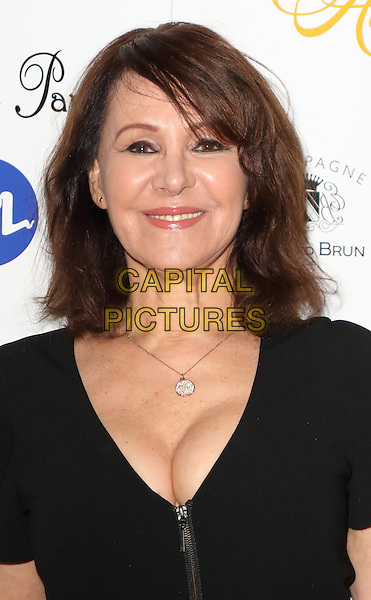 LONDON, ENGLAND - Arlene Phillips arrives at the Whatsonstage Theatre Awards at the Prince of Wales Theatre, London on February 21st 2016<br /> CAP/ROS<br /> &copy;Steve Ross/Capital Pictures