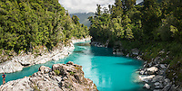 Hokitika River Gorge, West Coast, South Westland, New Zealand, NZ