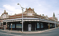 Fremantle: Fremantle Markets, 1897. Oldham and Eales. Corner of South Terrace and Henderson St. Re-opened 1975. Photo '82.
