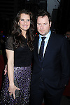"actress Brooke Shields and husband Chris Henchy arriving at The Broadway Opening Night of the revival of ""Promises Promises"" on April  25, 2010 at The Broadway Theatre in New York City."