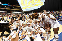 111217-NCAA Women's Volleyball Championship Match - UCLA vs. Illinois