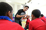 August 5, 2011: UFC visits Boys &amp; Girls Club Philadelphia