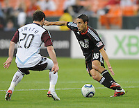 DC United vs Colorado Rapids May 14 2011