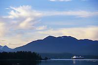 Alaska Marine Ferry, Auke Bay, Juneau, southeast Alaska