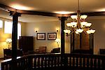 El Tovar Hotel upstairs
