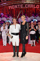 Monaco, The Princely family  at the 37th Monte-Carlo Circus Festival Gala and Awards Ceremony