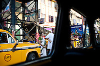 Generic photos of Calcutta for story on international boxing referee.Razia Shabnam, Calcutta, West Bengal, India.  Photo by Suzanne Lee for Panos London