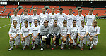 14 July 2004: Nottingham Forest Ladies team photo. The Washington Freedom defeated the Nottingham Forest Ladies 8-0 at RFK Stadium in Washington, DC during an exhibition matched played to honor the Freedom's 2002 WUSA championship..