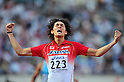 Takatoshi Abe (JPN),JULY 9, 2011 - Athletics :The 19th Asian Athletics Championships Hyogo/Kobe, Men's 400mH Final at Kobe Sports Park Stadium, Hyogo ,Japan. (Photo by Jun Tsukida/AFLO SPORT) [0003]