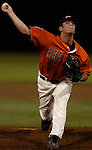 06/19/2006 Oregon State starting Mike Stutes pitcher during game ten of the College World Series in Omaha Nebraska Tuesday evening..(photo by Chris Machian/Prairie Pixel Group)