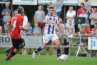 VOETBAL: BUITENPOST: VV Buitenpost - SC Heerenveen, uitslag 0-9, Younes Namli, ©foto Martin de Jong