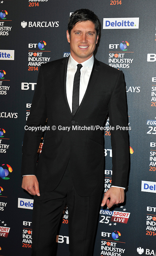 Vernon Kay attends the BT Sport Industry Awards at Battersea Evolution on May 8, 2014 in London, England