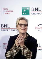 20161020 ROMA-SPETTACOLI: ROME FILM FESTIVAL