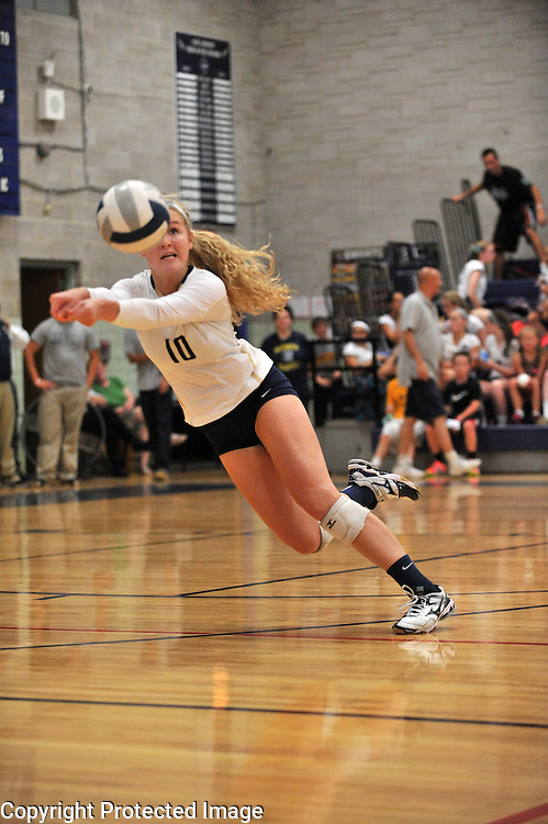 2014-2015 ICCP Volleyball Vs Lisle