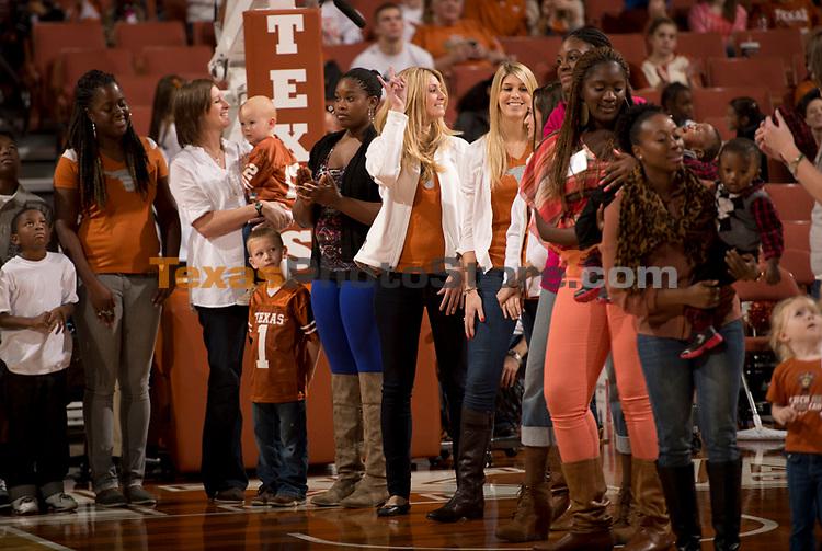 Former Texas Women's Basketball Players