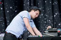 5/9/10 Friendly Fires at Electric Picnic in Stradbally, Co Laois. Picture:Arthur Carron/Collins