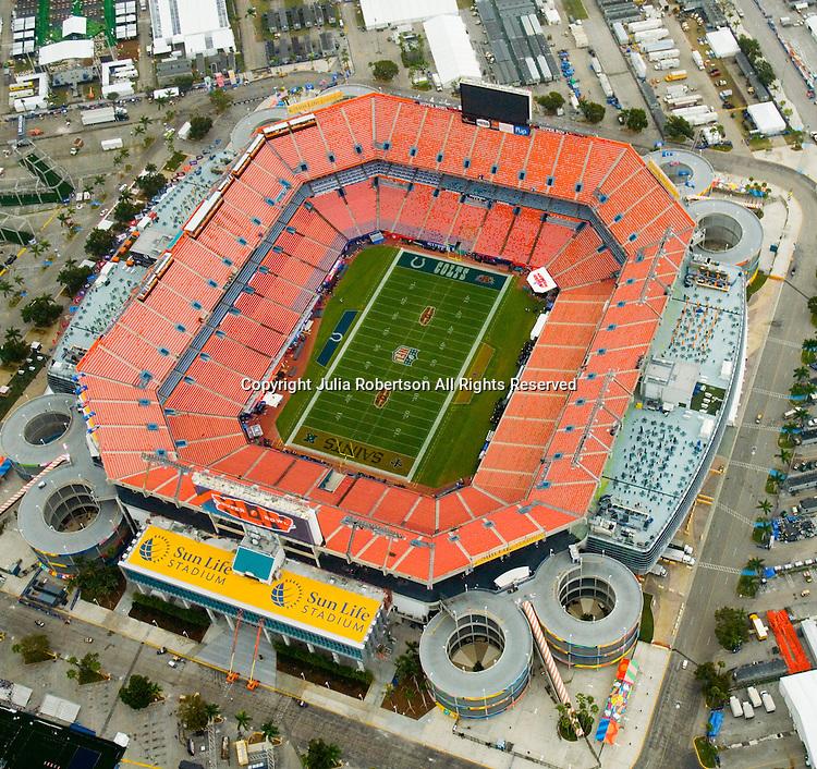 Miami Hurricanes Stadium Miami Hurricanes Sun Life