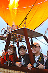 20101127 November 27 Cairns Hot Air Balloning