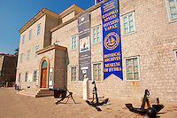 Museum of Hydra.  Greek Saronic Islands