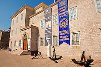 Museum of Hydra.  Greek Saronic Islands