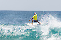 Four Seasons,Kuda Huraa, Maldives (Wednesday, August 4, 2015) Shane Dorian (HAW) who finsihed = 3rd in the Singel Fin Round. The worlds 'most luxurious surfing event,' the Four Seasons Maldives Surfing Champions Trophy kicked off today  at the famed 'Sultans Point' with the Single Fin Round.The swell was out of the South East today with waves in the 3'-4' range.  Neco Padaratz (BRA),  and Dave  Rastovich fought out the final in solid surf. Sofia Mulanovich  (PRU),  and Brad Gerlach (USA), finished = 5rd with Harley Englby (AUS) and Shane Dorian (HAW) finishing =3rd.   Photo: joliphotos.com