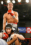 January 5, 2008: Paulie Malignaggi vs Herman Ngoudjo