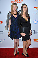 BEVERLY HILLS, CA. December 4, 2016: Andrea Harrison &amp; Elle West at the 2016 TrevorLIVE LA Gala at the Beverly Hilton Hotel.<br /> Picture: Paul Smith/Featureflash/SilverHub 0208 004 5359/ 07711 972644 Editors@silverhubmedia.com