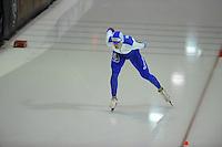 SCHAATSEN: HEERENVEEN: IJsstadion Thialf, 14-02-15, World Single Distances Speed Skating Championships, 5000m Men, Denis Yuskov (RUS), ©foto Martin de Jong