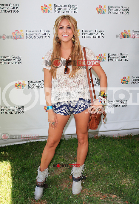 "Cassie Scerbo attending the 23rd Annual ""A Time for Heroes"" Celebrity Picnic Benefitting the Elizabeth Glaser Pediatric AIDS Foundation. Los Angeles, California on 3.6.2012..Credit: Martin Smith/face to face /MediaPunch Inc. ***FOR USA ONLY***"