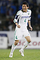 Masaki Iida (Matsumoto Yamaga), April 27, 2012 - Football / Soccer : 2012 J.LEAGUE Division 2, 10th Sec match between FC Machida Zelvia 0-1 Matsumoto Yamaga F.C. at Machida Stadium, Tokyo, Japan. (Photo by Yusuke Nakanishi/AFLO SPORT) [1090]