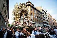 Madonna del Carmine alla Traspontina 2013