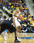 The University of Michigan men's basketball team beat Virginia Commonwealth University, 78-53, to advance to the Sweet 16 at the Palace of Auburn Hills in Auburn Hills, Mich., on March 23, 2013.
