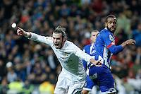 Real Madrid V Deportivo de la Coruna, La Liga match