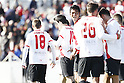 Sevilla Atletico team group, JANUARY 29, 2012 - Football / Soccer : Hiroshi Ibusuki of Sevilla Atletico celebrates his goal during the Spanish &quot;Segunda Division B&quot; Group 4 match between Sevilla Atletico 1-1 Real Betis B at the Ciudad Deportiva de Sevilla, Sevilla, Spain. (Photo by AFLO) [3604]