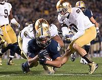 Notre Dame Fighting Irish @ Pitt Panthers 11-09-13