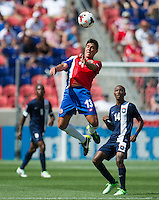 Costa Rica vs. Belize, July 13, 2013