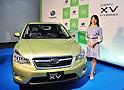 Press conference: SUBARU XV Hybrid Prototype