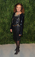 NEW YORK, NY - NOVEMBER 07:  Diane von Furstenberg attends 13th Annual CFDA/Vogue Fashion Fund Awards at Spring Studios on November 7, 2016 in New York City. Photo by John Palmer/ MediaPunch
